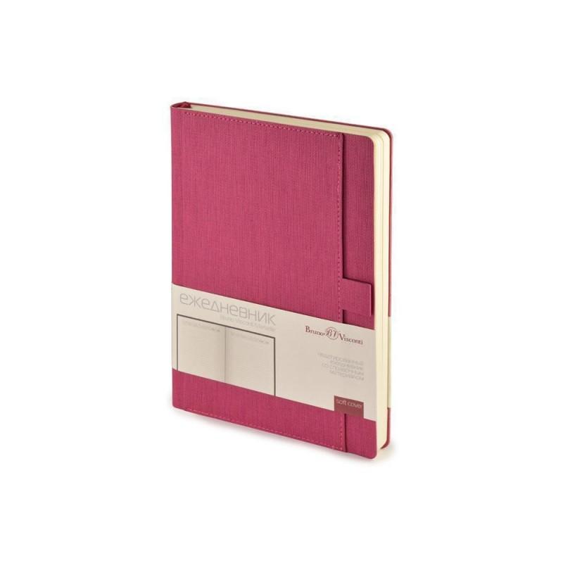 Ежедневник недатированный А5 'Marseille' розовый