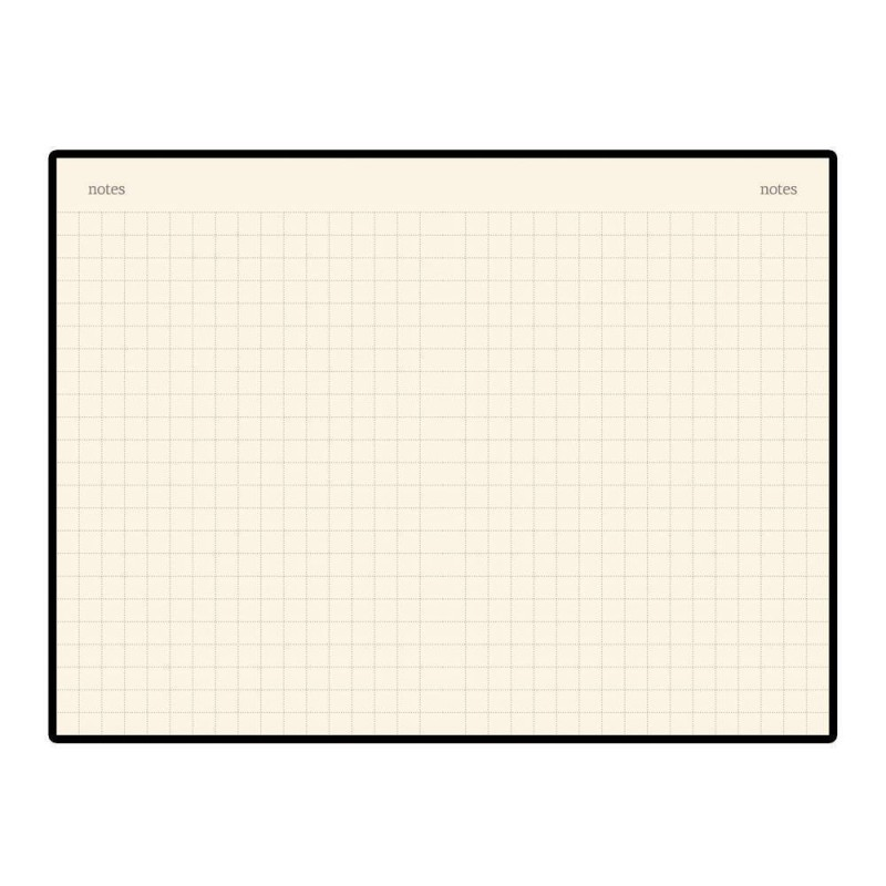 Блокнот А6 «Megapolis Journal» белый