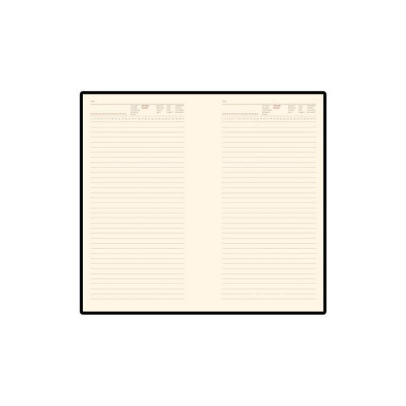 Ежедневник недатированный А5 «Firenze» оранжевый
