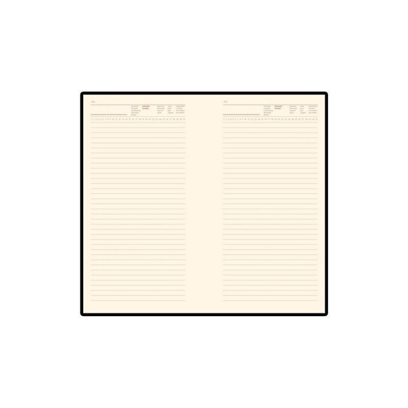 Ежедневник недатированный А5 «Firenze» бордовый