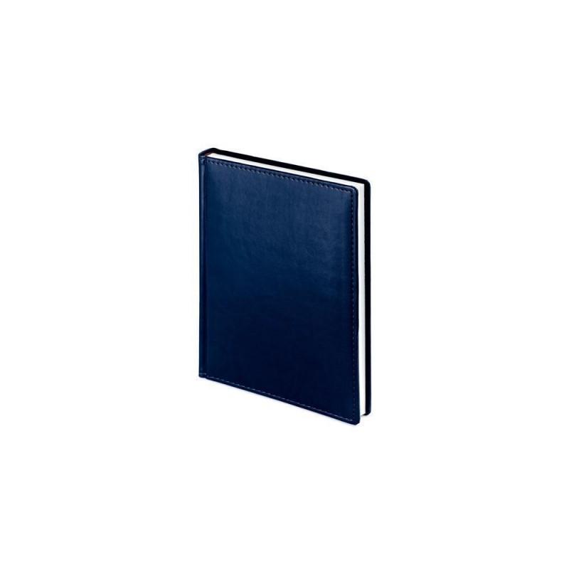 Ежедневник недатированный А6+ «Velvet» темно-синий navy