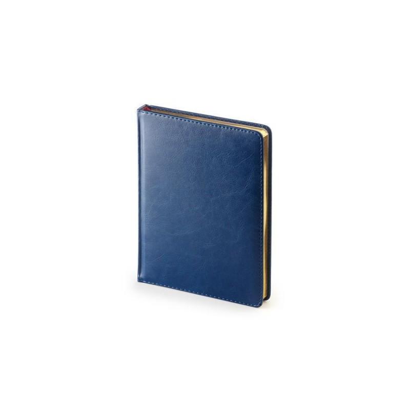 Ежедневник недатированный А6+ «Sidney Nebraska» синий