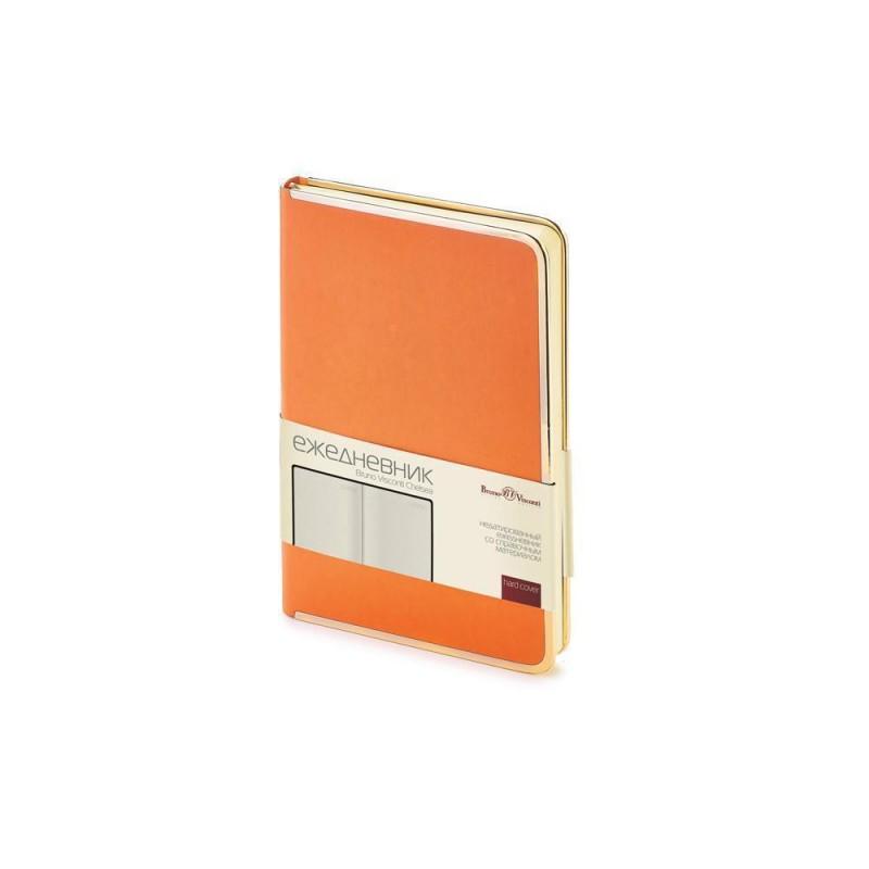 Ежедневник А5 недатированный «Chelsea» оранжевый