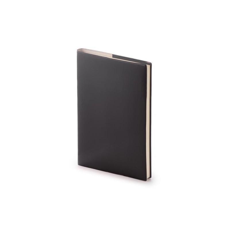 Ежедневник недатированный А5 «Glossy Pro» черный