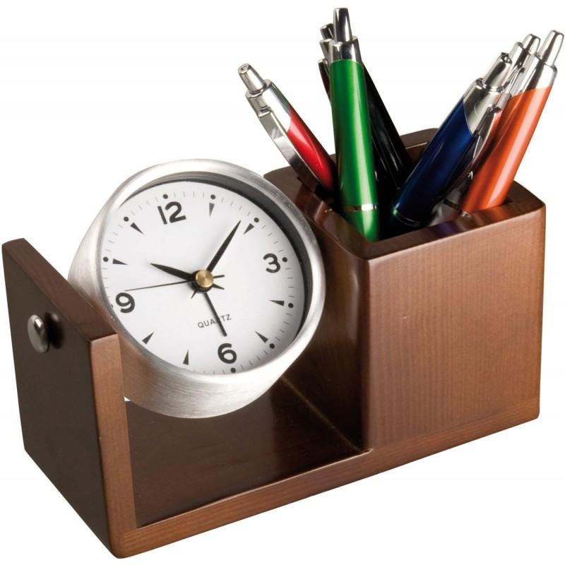 Набор офисный с часами